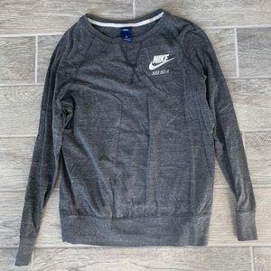 Nike womens crewneck sweatshirt